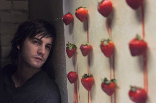 Across The Universe - Strawberries