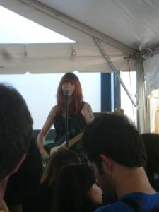 Vivian Girls at SXSW 2009